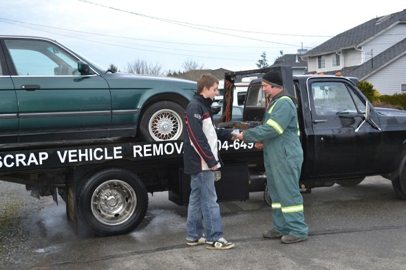 Richmond Car Removal Service